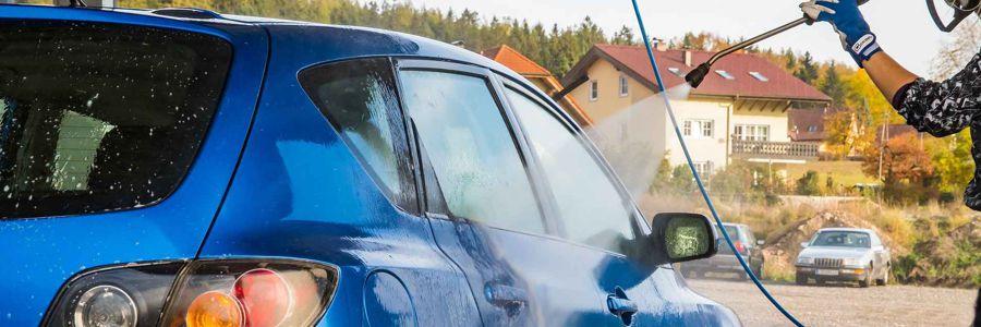 Mytí automobilů