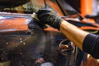 Mytí aut a vozidel - Poličná u Valašského Meziříčí